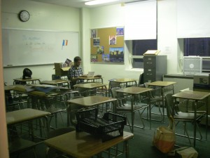 My Classroom (only 1 day before school!)